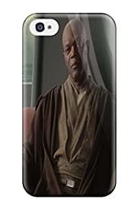 Fashionable Style Case Cover Skin For Iphone 4/4s- Star Wars Tv Show Entertainment