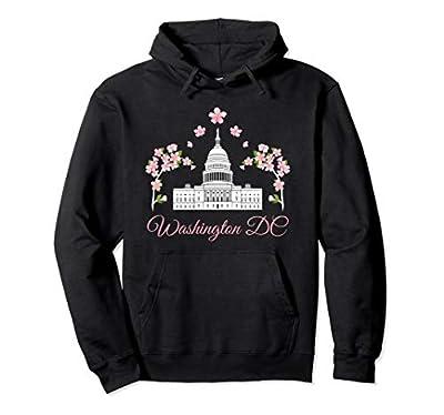 Washington DC Cherry Blossom Hoodie