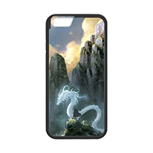 James-Bagg Phone case dragon at sky pattern For Apple Iphone 6,4.7
