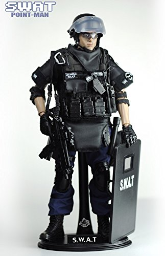 Super System Highly Detail Special Forces Action Figure SWAT Team-Point-Man