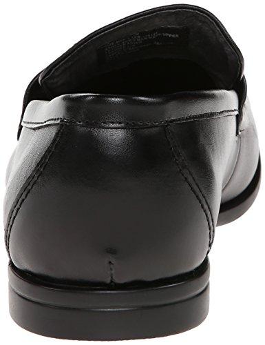Giorgio Brutini Heren Liston Slip-on Loafer Zwart