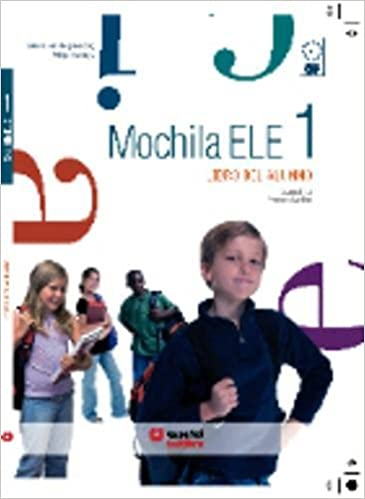 Mochila, ELE 1: Mendo Susana Bermejo Felipe: 9788493477226: Amazon.com: Books