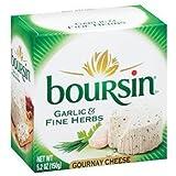 Boursin - Garlic and Fine Herbs (5 ounce)
