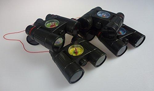 Stück kinder ferngläser mit eingebautem kompass und
