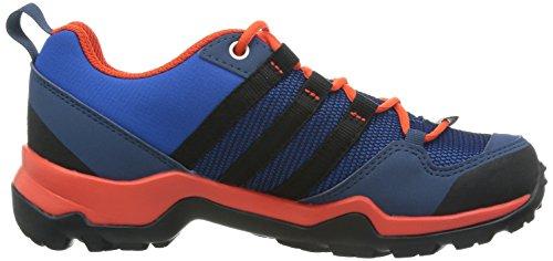 adidas Performance Niños Senderismo blau/schwarz/orange