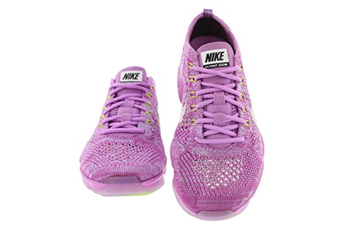 500 500 WHITE VOLTM fuschia FCHS WMNS 698616 flash SHOES fuschia NikeFCHS WOMENS glow Nike ZOOM AGILITY FLASH white FLYKNIT GLOW white dvBOR