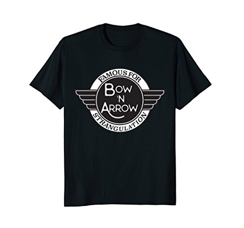 Bow and arrow bjj diner Novelty ()