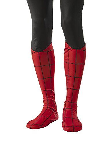 Rubie's Men's Marvel Universe Adult Spiderman Boot Tops, As As Shown, One -