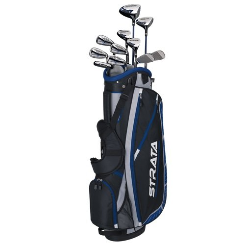Callaway Men's Strata Plus Complete Golf Set, Prior Generation (16-Piece, Right Hand)