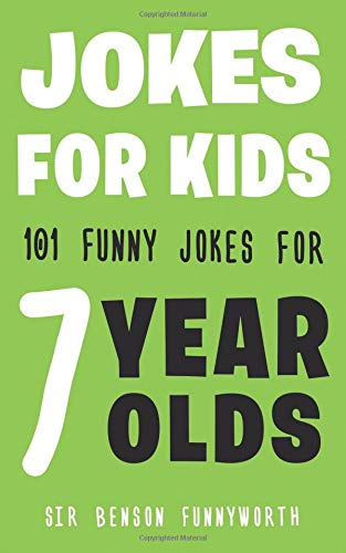 Jokes for Kids: 101 Funny Jokes for 7