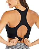 Ewedoos Sports Bras High Support Racerback Workout Bras for Gym Fitness