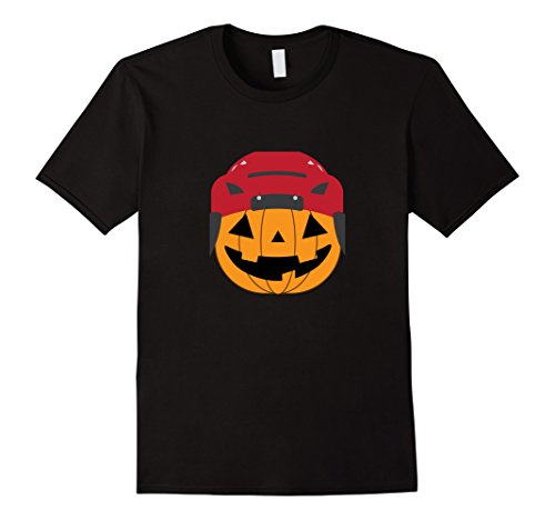 Hockey Puck Halloween Costume (Mens Hockey Halloween Tshirt XL Black)