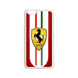 SANLSI Porsche sign fashion cell phone case for iPhone 6
