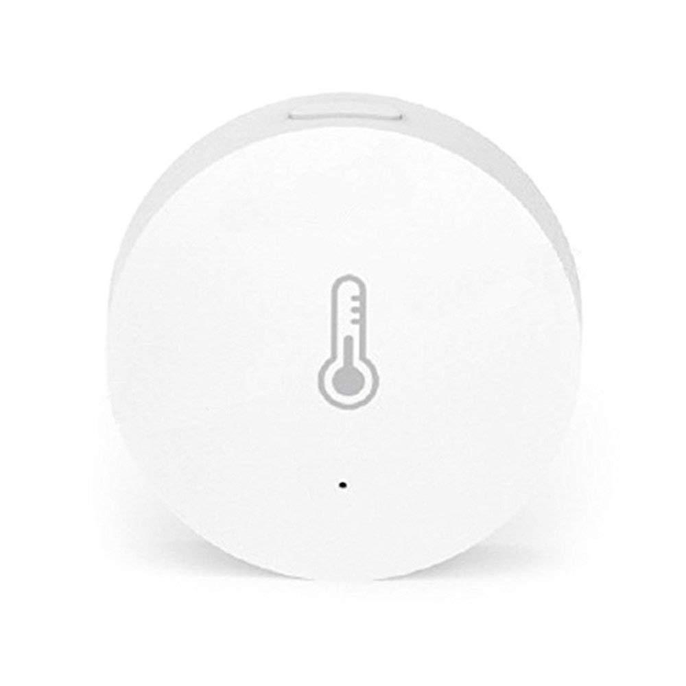 Original Xiaomi inteligente Mini Temperatura y humedad del sensor inteligente Blanca: Amazon.es: Jardín