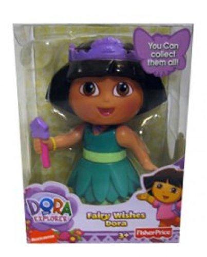 Fairy Wishes Dora the Explorer Toy - Fairy Wishes Dora