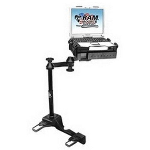 RAM Mounts (RAM-VB-189-SW1) No-Drill Laptop Mount for the Chevrolet Caprice Police Patrol Vehicle