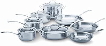 Calphalon Tri-Ply 13-Piece Cookware Set + $40 Kohls Cash