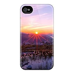 YNIqrMO2797DXAir Dana Lindsey Mendez Amazing Sunset Lscape Feeling Iphone 4/4s On Your Style Birthday Gift Cover Case
