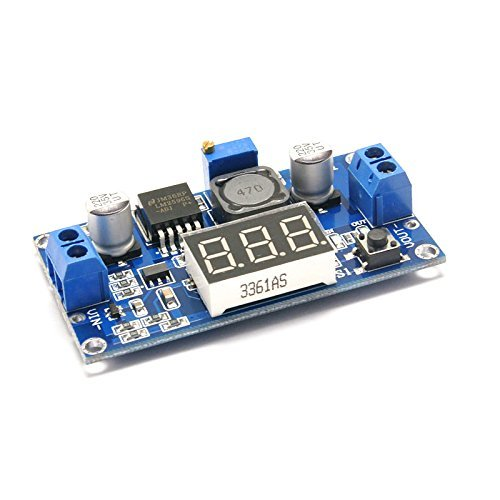 10 Interface Module (Lithium battery charging board 5v turn 4.2v 1A charging module charger MICROUSB interface with (10 pieces))
