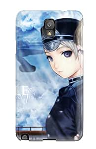 New Arrival Cover Case With Nice Design For Galaxy Note 3- Last Exile Anime Other