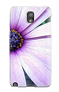 Perfect Purple Aster Case Cover Skin For Galaxy Note 3 Phone Case
