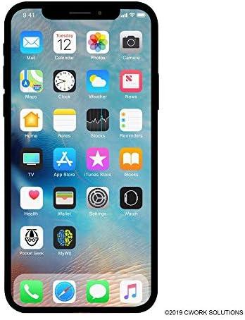 Apple iPhone XR, 64GB, Black - Fully Unl