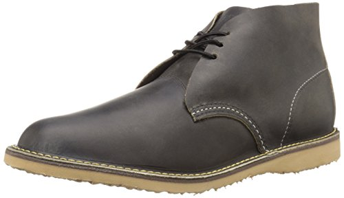 Red Wing Heritage Uomo Weekender Chukka Boot Antracite Grezzo E Resistente