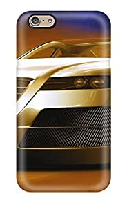 AmandaMichaelFazio Case Cover For Iphone 6 - Retailer Packaging Alfa Romeo Spix Front Brown Yellow Black Orange Cars Other Protective Case by lolosakes