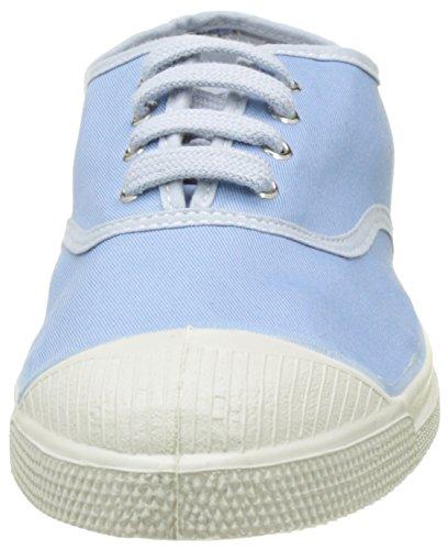 Bensimon azul Tennis Lacet Vintage Bleu Mujer Clair Botas UxUq4w1r