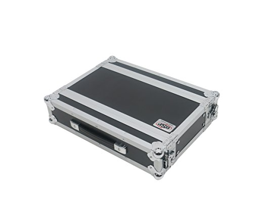 OSP Cases | ATA Road Case | 2-Space Effects Rack | 10'' Deep | RC2U-10 by OSP