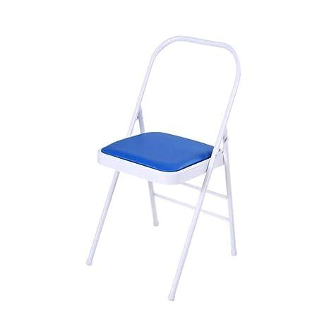 QQXX Sillas Plegables Conjunto de sillas CJC Estructura de ...