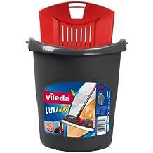 Vileda VILUTLRAMB Ultramax Bucket And Wringer red/grey