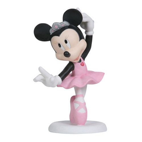 Precious Moments The Magic of Disney Collectible Figurine, Beautiful Dreamer