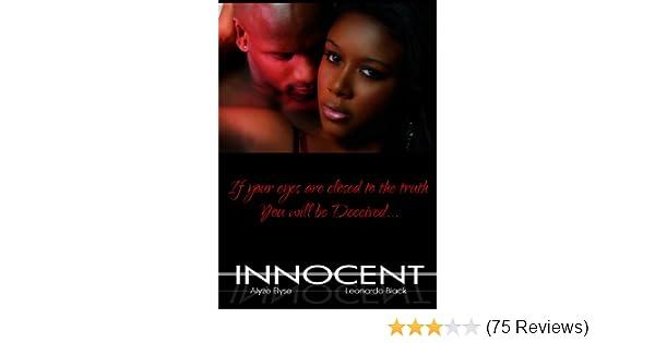 Amazoncom Innocent Leonardo Black Just June Buckner