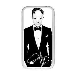 ZXCV Justin Timberlake Phone Case for Samsung Galaxy S 4