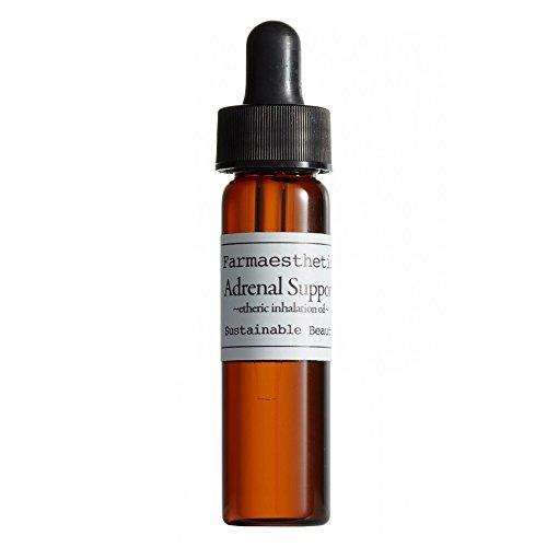 Farmaesthetics Adrenal Support Etheric Inhalation Oil .25 oz (American Beauty Cup Scented)