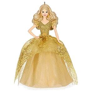 Best Epic Trends 41Aiu-EZ2%2BL._SS300_ Hallmark Keepsake Christmas Ornament 2020, Holiday Barbie Doll