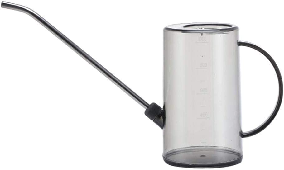 Funihut Arrosoir Pot Arrosage de capacit/é /élev/ée Design Demi-Ouvert pour Plantes Patio Jardins Bureau int/érieur en Plein air 1L