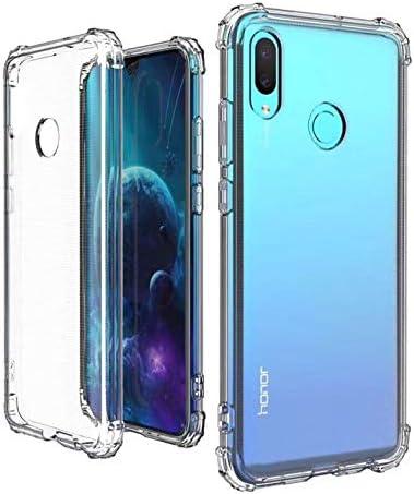 New&Teck : Coque Huawei P Smart 2019 Bumper en Silicone TPU ...