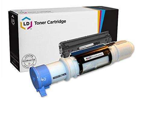 LD Compatible Toner Cartridge Replacement for Brother TN200HL (Black) (1050 Toner 1070 1040 1060)