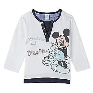 Disney Bright White T-Shirt - 18 Months