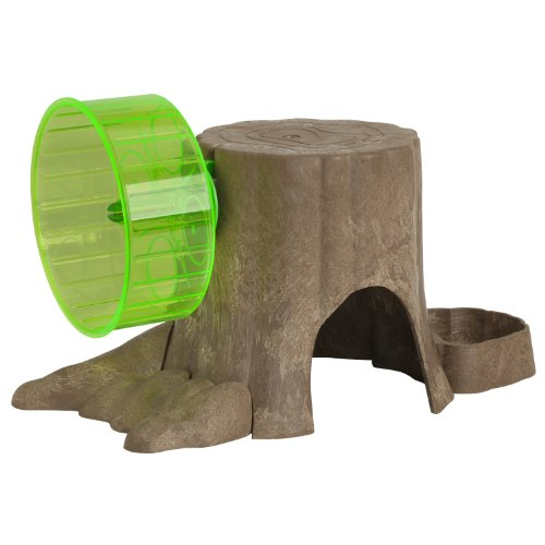 Kaytee Tree of Life 3-in-1 Pet Habitat Accessory, Small by Kaytee