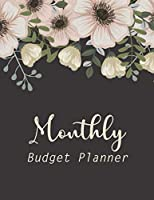 Monthly Budget Planner: Daily Weekly Monthly Budget Planner Workbook, Bill Payment Log, Debt Tracking Organizer With Income Expenses Tracker, Savings, ... Personal or Business Accounting Notebook