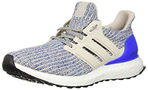 adidas Men's Ultraboost, White/Chalk Pearl/Carbon 8 M US ()
