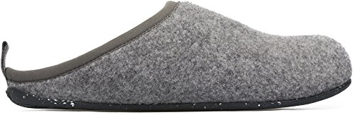 Camper Women's Wabi 20889 Slipper, Grey, 38 M EU (8 US)