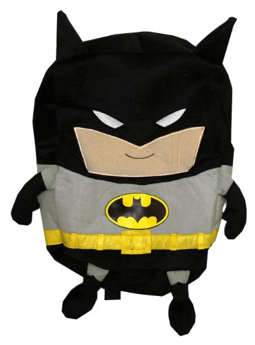 Batman Square Multi Backpack, Outdoor Stuffs