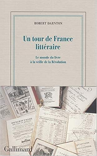Amazon Fr Un Tour De France Litteraire Le Monde Du Livre