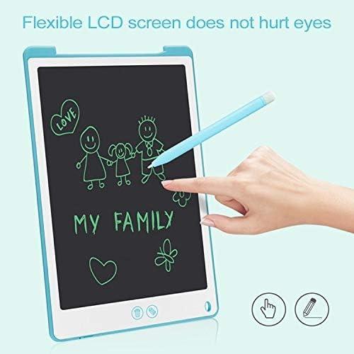Dljyy Digitales Zeichenbrett Elektronisches Zeichenbrett, 12-Zoll-Farb-LCD mit Stylus, for Schule Home Office (Farbe: Pink)