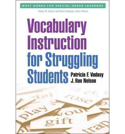 Download [(Vocabulary Instruction for Struggling Students)] [Author: Patricia F. Vadasy] published on (March, 2012) pdf epub