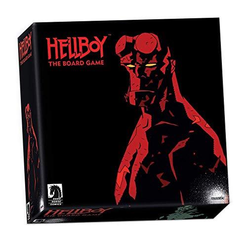 Mantic Games Hellboy Board Game, Multicolor